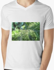 Morning Dew  Mens V-Neck T-Shirt