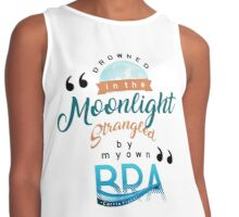 In the Moonlight Carrie Quote  Contrast Tank
