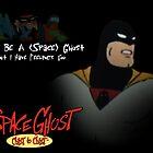 Space Ghost - Soap Opera Ghost by JSGoodman
