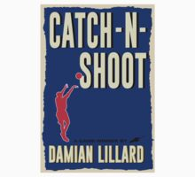 Catch-N-Shoot (Damian Lillard) Kids Clothes