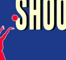 Catch-N-Shoot (Damian Lillard) Sticker