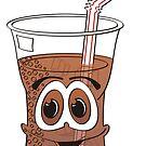 Soda Cartoon by Graphxpro