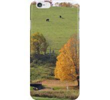 Autumn in the Blue Ridge Mountains iPhone Case/Skin