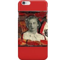 The Case of  the Curious Collage-A Nancy Drew Tribute. iPhone Case/Skin