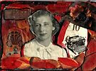 The Case of  the Curious Collage-A Nancy Drew Tribute. by RobynLee