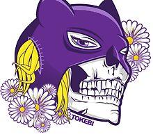 Catwoman Skull by tokkebi