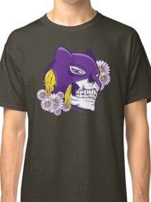 Catwoman Skull Classic T-Shirt