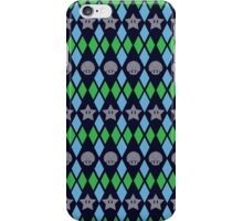Argyle Powerups iPhone Case/Skin