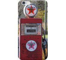 Antique Gas Pump iPhone Case/Skin
