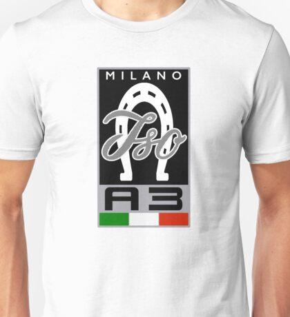 Bizzarrini ISO 1964 A3C Grifo Concept Badge Unisex T-Shirt