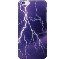 Storm Clouds and Lightning iPhone Case/Skin