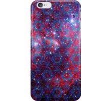 Spiderman Nebula Version 3 | Sacred Geometry Patterns iPhone Case/Skin