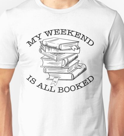 All Booked Unisex T-Shirt