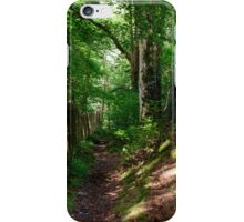 Bro Garmon, Conwy, Wales iPhone Case/Skin