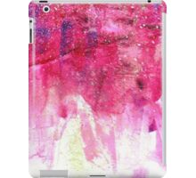 Unique Watercolor Spread iPad Case/Skin