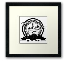 Nashville, Tennessee Framed Print