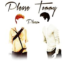 Please Tommy Photographic Print