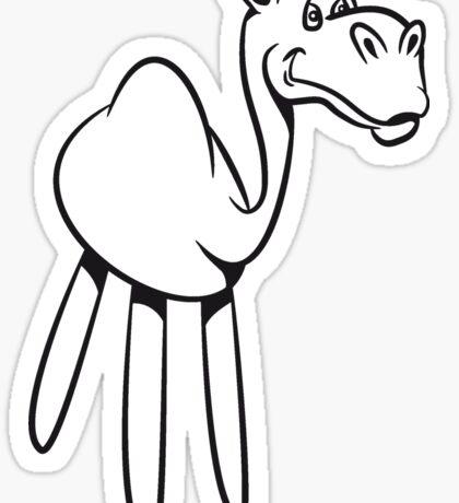 Kamel spielzeug figur  Sticker