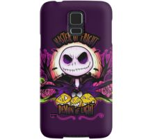 Master of Fright Samsung Galaxy Case/Skin