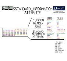 $STANDARD_INFORMATION Attribute Photographic Print