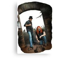 Clawhammer -  Beastmaster Canvas Print