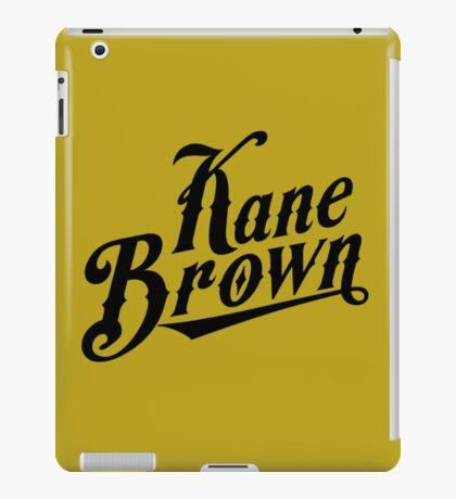 Brown iPad Case/Skin