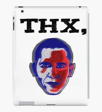 Thanks, Obama.  iPad Case/Skin