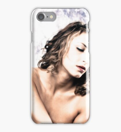 The Exotic of Implied  iPhone Case/Skin
