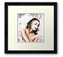 The Exotic of Implied  Framed Print