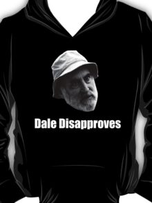 Dale Disapproves T-Shirt