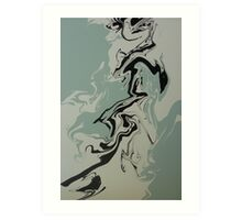 abstract #42 Art Print