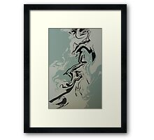abstract #42 Framed Print