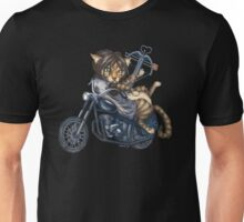 Daryl Dixon Cat from The Walking Dead Unisex T-Shirt