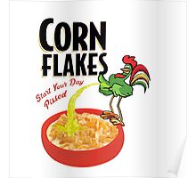 Who Pissed In Your Corn Flakes? Poster