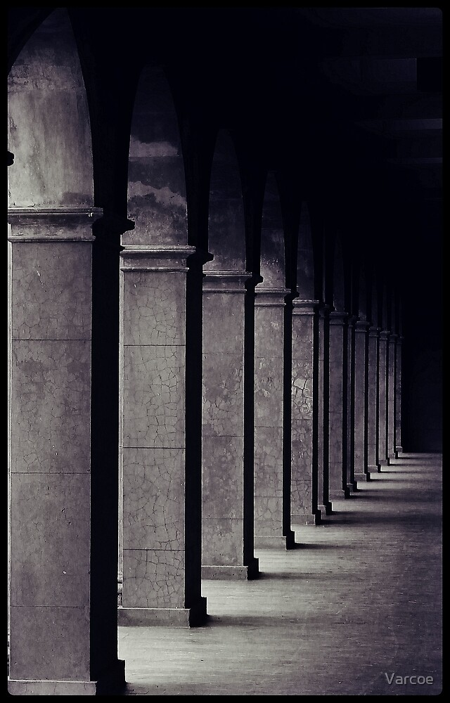Cloister by Jeanette Varcoe.