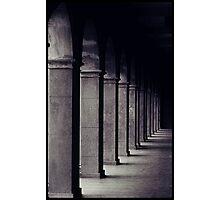 Cloister Photographic Print