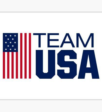 Team USA Olympics 3 Sticker