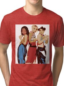 CRAZY SEXY TLC V2 Tri-blend T-Shirt