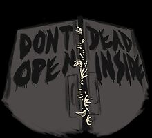 Dont Open, Dead Inside! by Alessandro Bianco