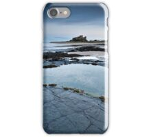 Bambrough Castle, Northumberland iPhone Case/Skin