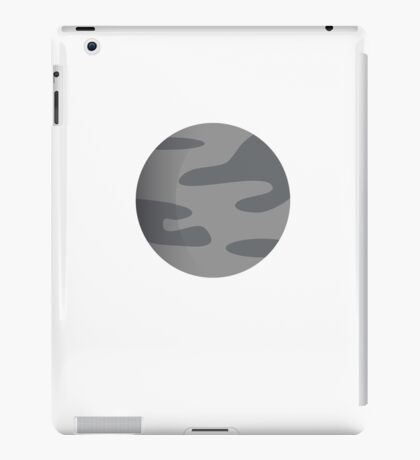 Back in the day we had nine planets iPad Case/Skin