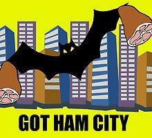 Got Ham City! by DolceandBanana
