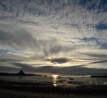 Holy Island by Dave Hudspeth