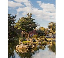Jardin Japones, Buenos Aires  Photographic Print