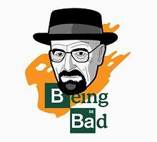 Breaking Bad: Walter White vs Heisenberg Unisex T-Shirt