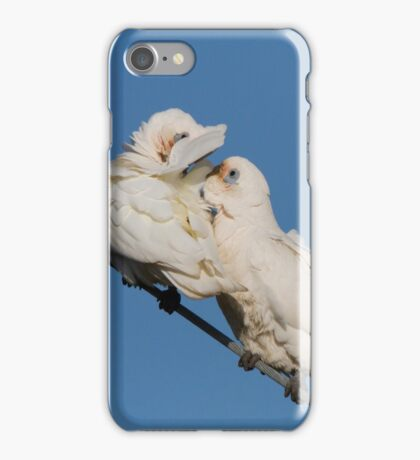 Come On, Don't Be Shy iPhone Case/Skin