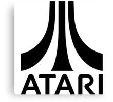 ATARI Classic Game Canvas Print