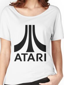 ATARI Classic Game Women's Relaxed Fit T-Shirt