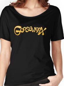 Gooseworx Logo Women's Relaxed Fit T-Shirt