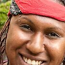 Aboriginal Smile by DavidsArt